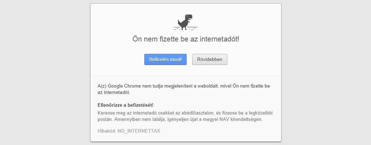Akik jól járnak az internet adóval...