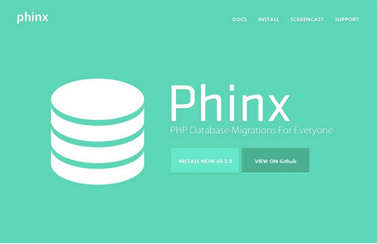 Expert-Hand-től: Phinx