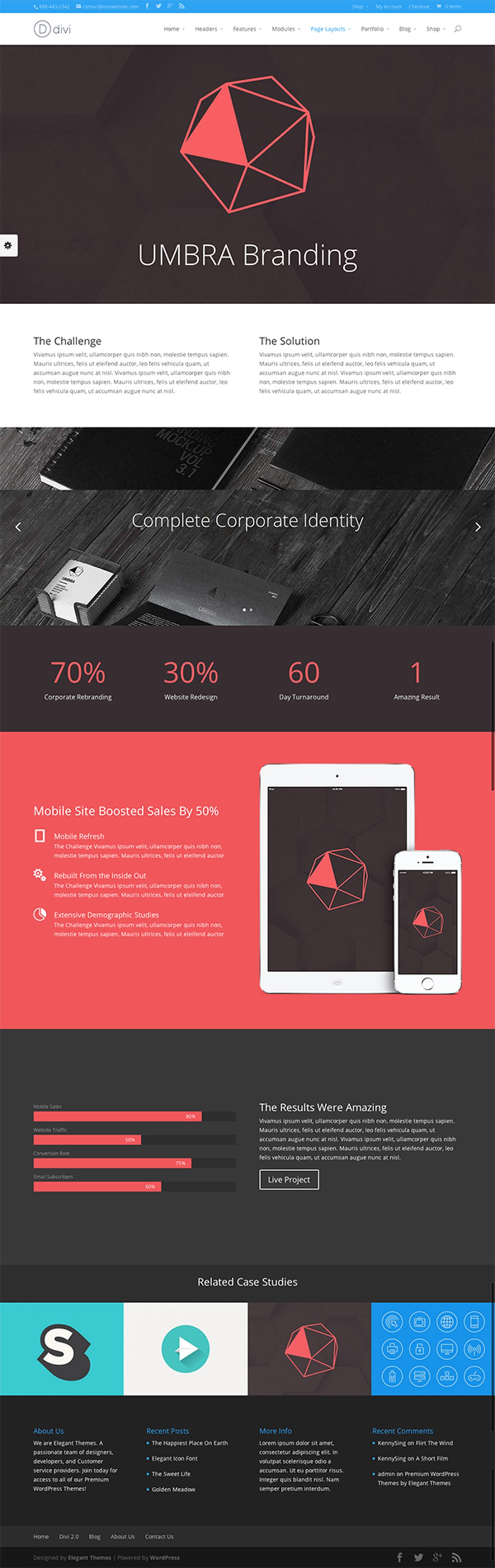 Webdesign trendek 2015-ben