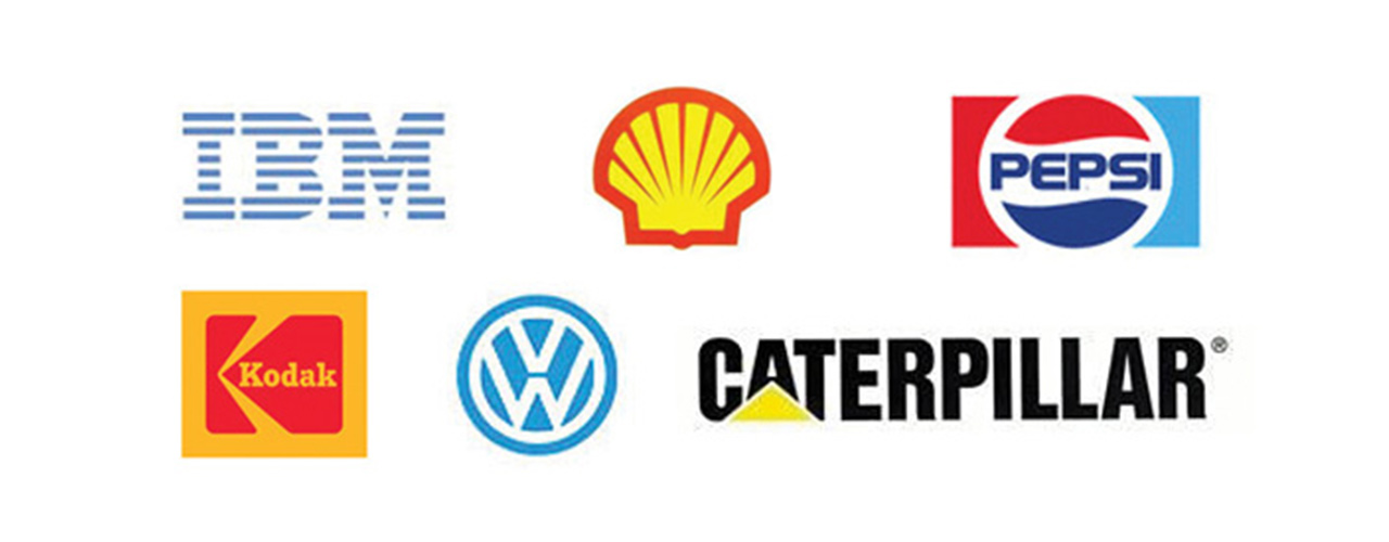 Így változtak a világ legnagyobb márkái a szemünk előtt...