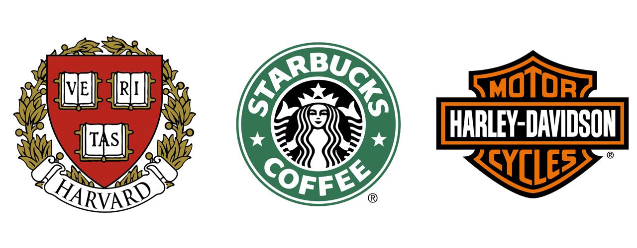 A logók 7 típusa: melyiket válasszuk, ha logót tervezünk?