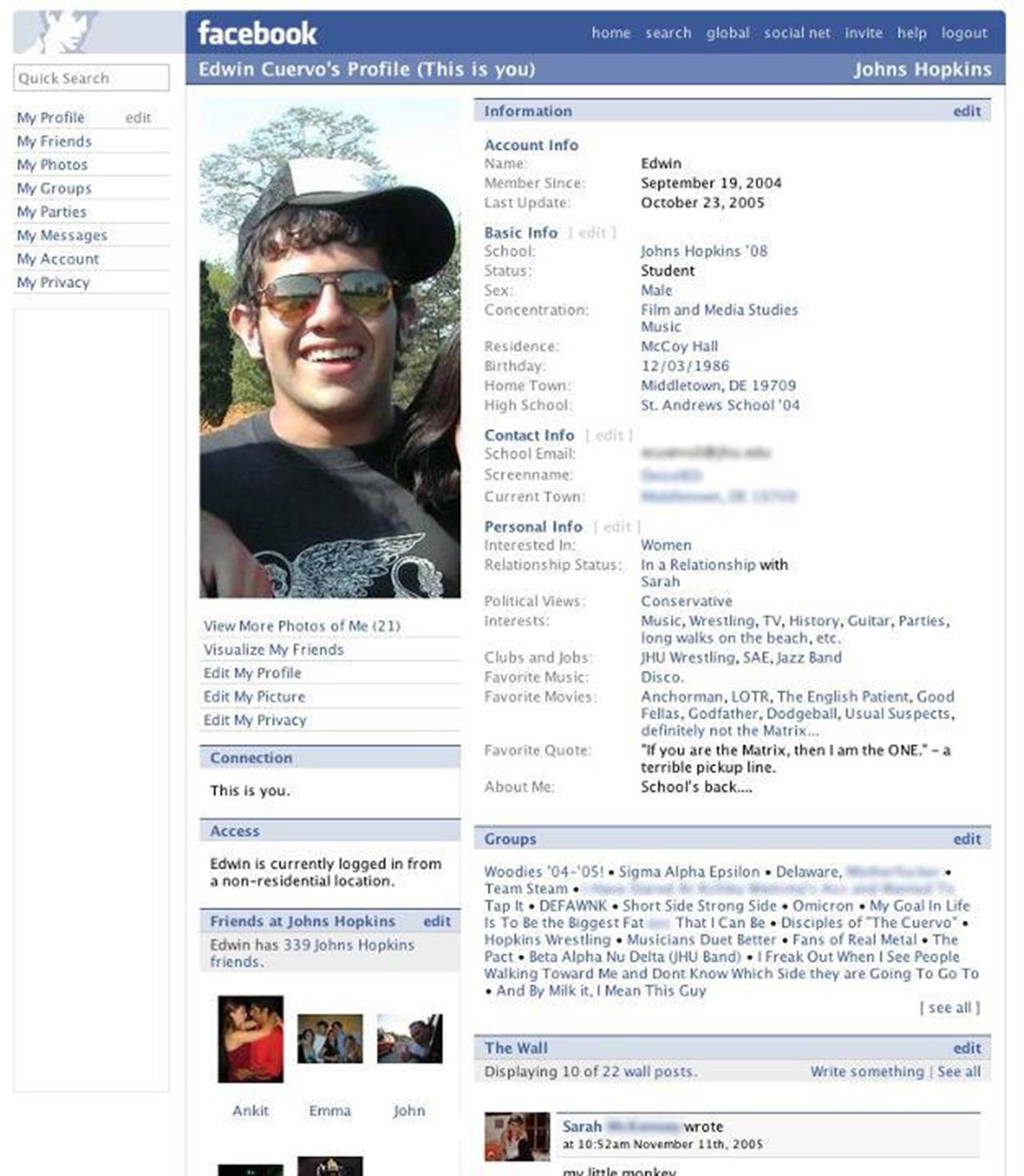 10 évvel később: A Facebook kinézetének evolúciója
