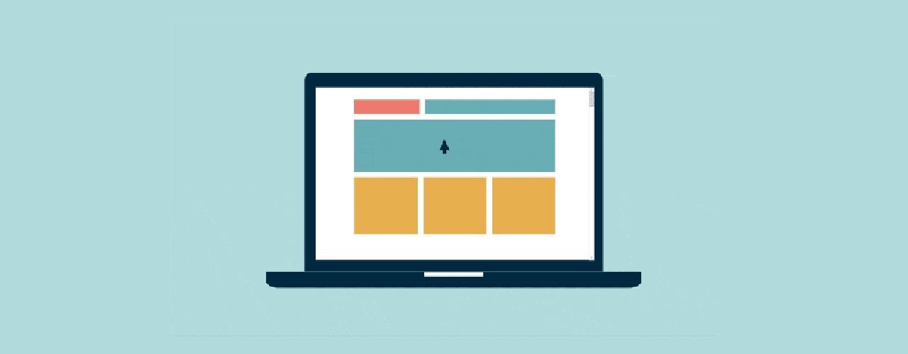 A 2016-os webdesign trendek GIF-ekkel